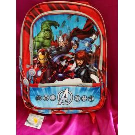 ZAINO The Avengers