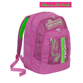 ZAINO SCUOLA NEW ADVANCE SEVEN - COLORFUL GIRL -